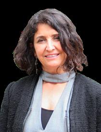 Carolina Muñoz, miembro del Directorio.